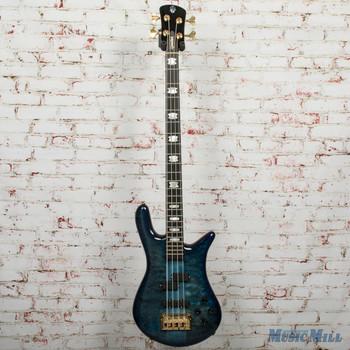 Spector Euro4LT 4-String Electric Bass Blue Fade Gloss, B-stock  x6041