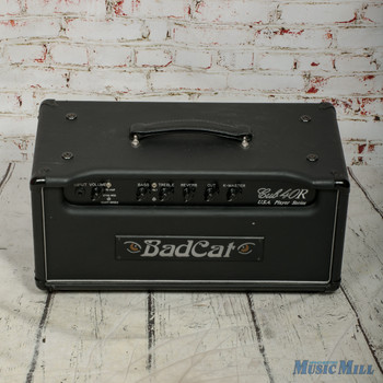 Bad Cat Cub 40R  Reverb Amplifier Head Black (USED)