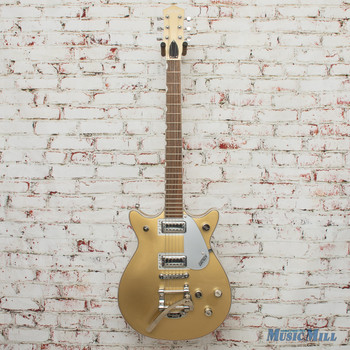 Gretsch G5232T Electromatic® Double Jet™ FT with Bigsby®, Laurel Fingerboard, Casino Gold x1278