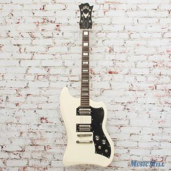 Guild T-Bird LB-1 Vintage White-3791511828-MSRP$1,110 -