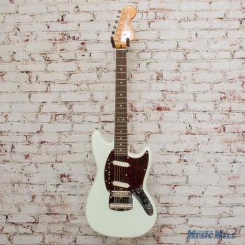 Squier Classic Vibe '60s Mustang®, Laurel Fingerboard, Sonic Blue DEMO - ICS19168048