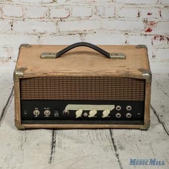 Bob Amp 1 All-Tube Guitar Amplifier Head (USED)