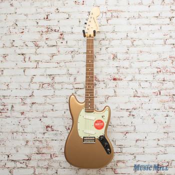 Fender Player Mustang®, Pau Ferro Fingerboard, Firemist Gold x9425