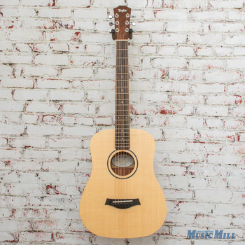 Taylor Baby Taylor BT1e - Natural Sitka Spruce x0511
