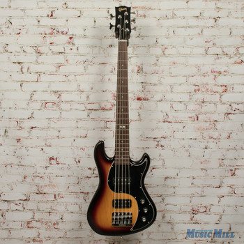 2014 Gibson EB Bass Guitar 5 String Fireburst x7784