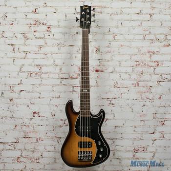 2014 Gibson 2014 EB 5-String Bass Vintage Sunburst x4901