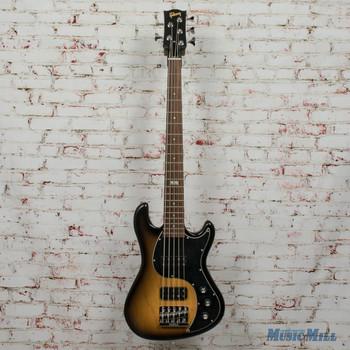 2014 Gibson 2014 EB 5-String Bass Vintage Sunburst x0787