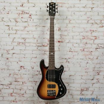 2014 Gibson EB Bass Guitar 5 String Fireburst x0170