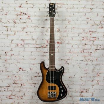 2014 Gibson 2014 EB 5-String Bass Vintage Sunburst x6843
