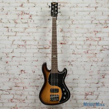 2014 Gibson 2014 EB 5-String Bass Vintage Sunburst x5700