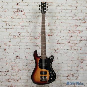 2014 Gibson EB Bass Guitar 5 String Fireburst x9213