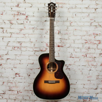 Guild OM-140CE Antiqueburst Acoustic/Electric Guitar B-Stock x1492