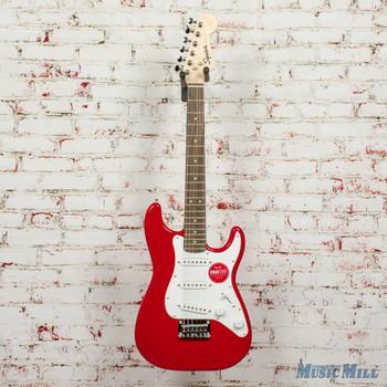Squier Mini Stratocaster®, Laurel Fingerboard, Torino Red x7998