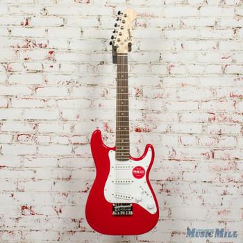 Squier Mini Stratocaster®, Laurel Fingerboard, Torino Red x7975
