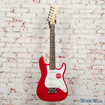 Squier Mini Stratocaster®, Laurel Fingerboard, Torino Red x7987
