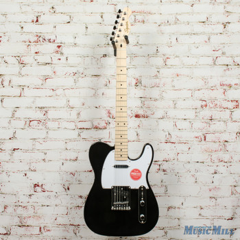 Squier Affinity Series™ Telecaster®, Maple Fingerboard, Black x2171