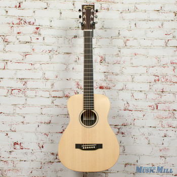 Martin LX1E Little Acoustic/Electric Guitar with Fishman Sonitone x8257
