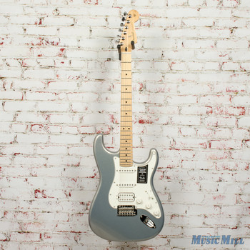 Fender Player Stratocaster® HSS, Maple Fingerboard, Silver x7607
