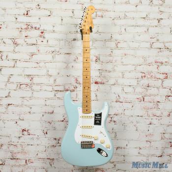Fender Vintera® '50s Stratocaster®, Maple Fingerboard, Sonic Blue x3137