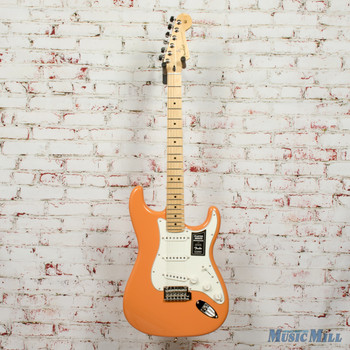 Fender Player Stratocaster®, Maple Fingerboard, Capri Orange x4415