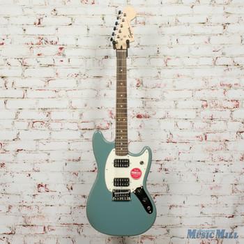 Squier Bullet® Mustang® HH, Laurel Fingerboard, Sonic Grey x4759