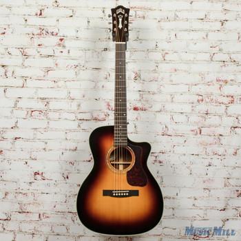 Guild OM-140CE Antiqueburst Acoustic/Electric Guitar B-Stock x1485