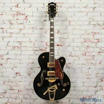 Gretsch G5420TG Limited Edition Electromatic® '50s Hollow Body Single-Cut with Bigsby® and Gold Hardware, Rosewood Fingerboard, Black x3057