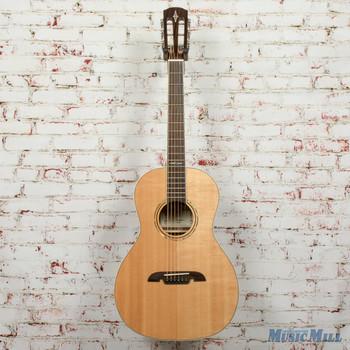 Alvarez AP100 Parlor Acoustic Guitar x0243
