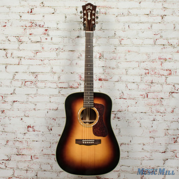 Guild D-140 Acoustic Guitar Antiqueburst B-Stock x3423