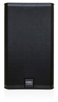 "QSC E-112 Passive Loudspeaker (400 Watts, 1x12""), Black"