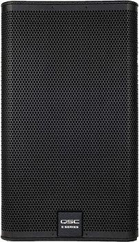"QSC E115-BK 15"" 2-Way Passive Loudspeaker, Black"