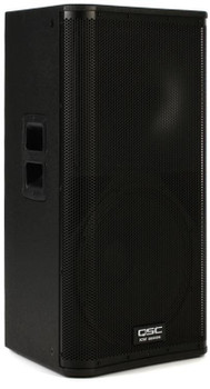 "QSC KW152 15"" two-way, 1000W Active Loudspeaker"