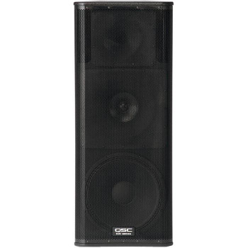 "QSC KW153 1000W 15"" Active 3-Way Loudspeaker"