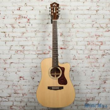 Guild D-140CE Acoustic/Electric Guitar Natural B-Stock  x1217