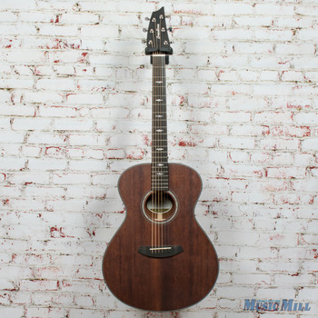 Breedlove Stage Concert E Limited Edition Acoustic/Electric Guitar Satin Mahogany x4437 (USED)