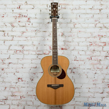 Ibanez AVM10 Acoustic Guitar Natural Gloss (USED)