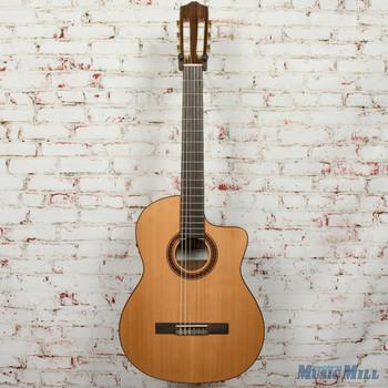 Cordoba C5-CE Classical Acoustic Electric Guitar Natural x1245