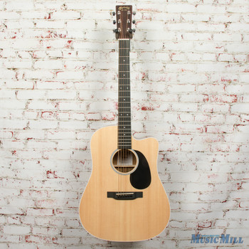 Martin DCRSG Acoustic Electric Guitar Natural x4309