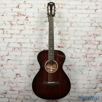 Taylor 522e 12-Fret Acoustic Electric Guitar Shaded Edge Burst x9007