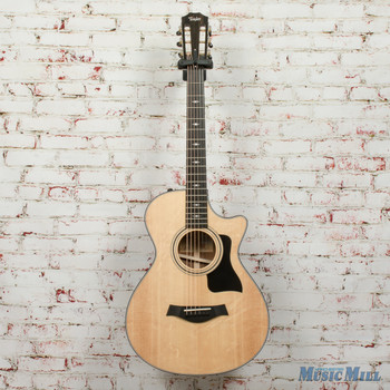Taylor 312ce 12-fret V-Class Acoustic Electric Guitar- Sapele Back and Sides x6002