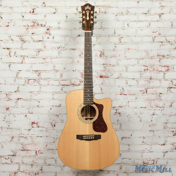 Guild D-140CE Acoustic/Electric Guitar Natural B-Stock x2680