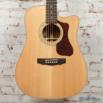 Guild D-140CE Acoustic/Electric Guitar Natural B-Stock x2680