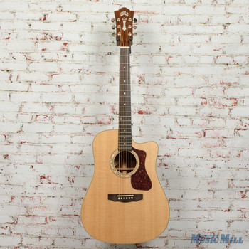 Guild D-140CE Acoustic/Electric Guitar Natural B-Stock x1644