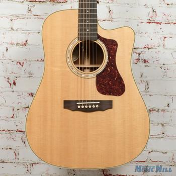 Guild D-140CE Acoustic/Electric Guitar Natural B-Stock x1644
