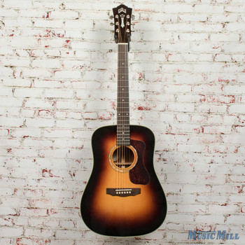 Guild D-140 Acoustic Guitar Antiqueburst B-Stock x0549