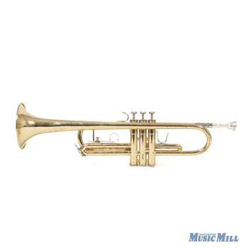 Bach TR300 Student Trumpet Lacquered Brass (USED) x1071