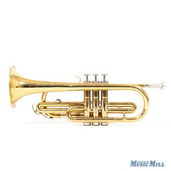 Conn Director Cornet Lacquer Brass (USED) x9965