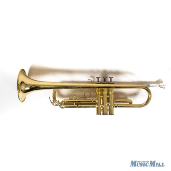 Yamaha YTR-2320 Trumpet Lacquered Brass (USED) x217A