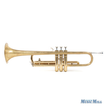 Bundy Student Trumpet Lacquered Brass (USED) x7284