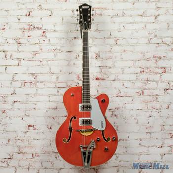 Gretsch G5420T Electromatic Hollowbody Singlecut Bigsby Orange Stain Electric Guitar x3268